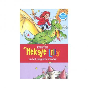Boek Heksje Lilly Omkeerboek Avontuur Onder Water Het Magische Zwaard