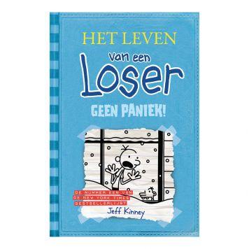 Boek Het Leven Van Een Loser 6 Geen Paniek