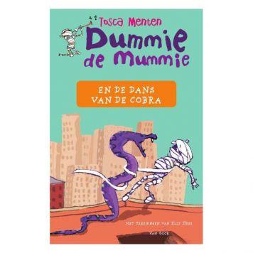 Boek Dummie De Mummie Deel 5