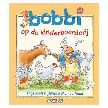 Boek Bobbi Op De Kinderboerderij