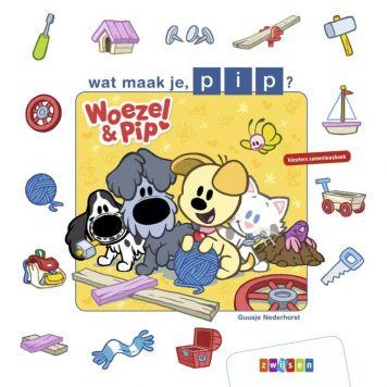 Boek Woezel En Pip - Wat Maak Je Pip?
