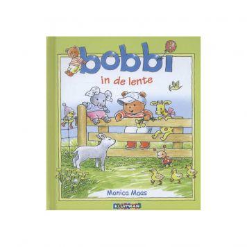 Boek Bobbi Kartonboek In De Lente