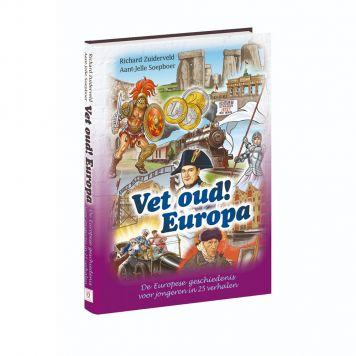 Boek Vet Oud! Europa