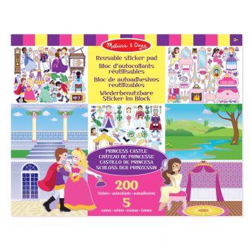 Stickerboek Groot Prinses 35 X 28 Cm
