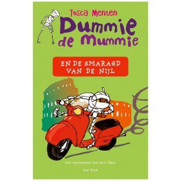 Boek Dummie De Mummie Deel 8