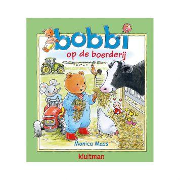 Boek Bobbi Kartonboek Op De Boerderij