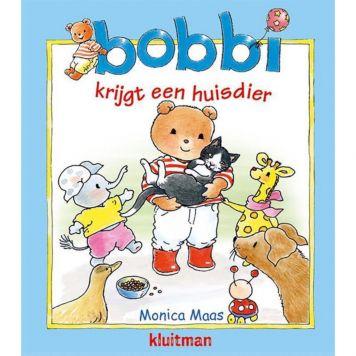 Boek Bobbi Krijgt Een Huisdier
