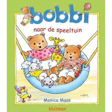 Boek Bobbi Kartonboek Naar De Speeltuin