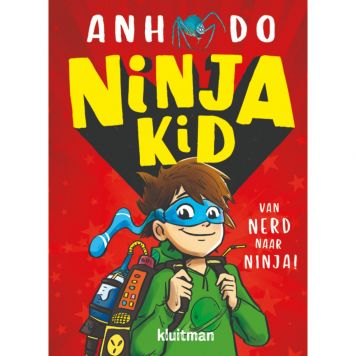 Boek Ninja Kid Van Nerd Naar Ninja