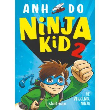 Boek Ninja Kid De Vliegende Ninja