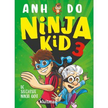 Boek Ninja Kid De Slechtste Ninja Ooit