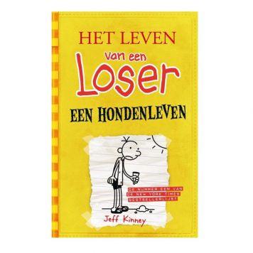 Boek Leven Van Een Loser 4 Een Hondenleven Paperback