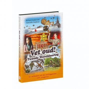 Boek Vet Oud! Tweede Wereldoorlog