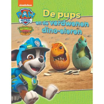 Boek Paw Patrol Pups En De Verdwenen Dino Eieren