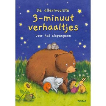 Boek De Allermooiste 3-Minuutverhaaltjes