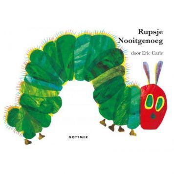 Boek Rupsje Nooitgenoeg Kartonboek
