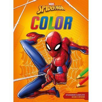 Kleurboek Color Spider-Man