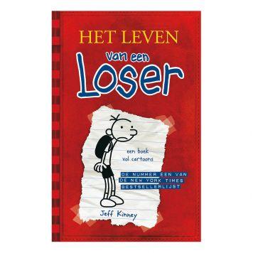 Boek Leven Van Een Loser 1