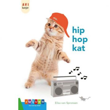 Boek Avi Start Hip Hop Kat