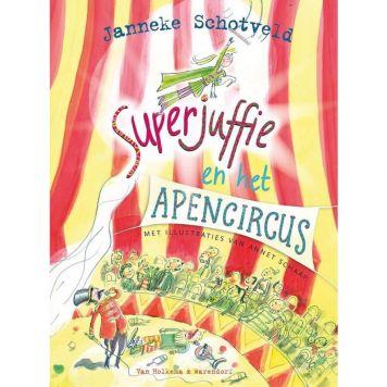 Boek Superjuffie En Het Apencircus
