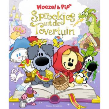 Boek Woezel En Pip - Sprookjes Uit De Tovertuin