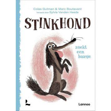 Boek Stinkhond Zoekt Een Baasje