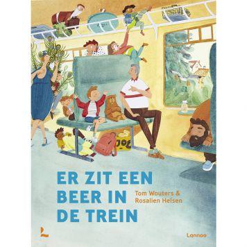 Boek Er Zit Een Beer In De Trein