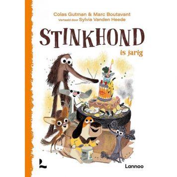 Boek Stinkhond Is Jarig