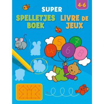 Boek Super Spelletjesboek