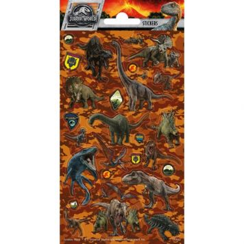 Stickers Jurassic World