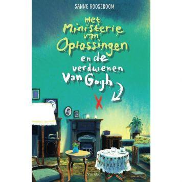 Boek Ministerie Van Oplossingen En De Verdwenen Van Gogh