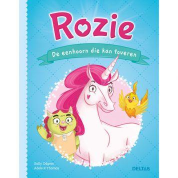 Boek Rozie De Eenhoorn Die Kan Toveren 7-9 Jaar
