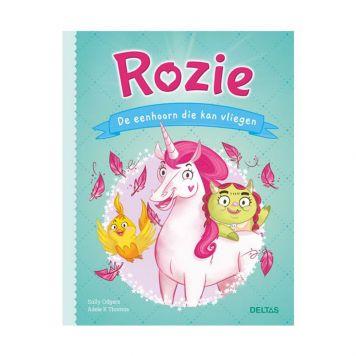 Boek Rozie De Eenhoorn Die Kan Vliegen 7-9 Jaar