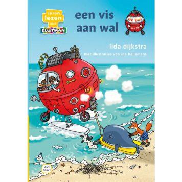 Boek Avi Start De Bol Van Lif - Een Vis Aan Wal
