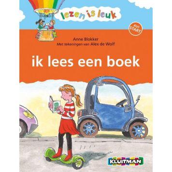 Boek Avi Start Ik Lees Een Boek