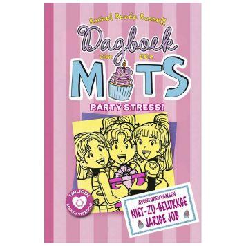 Boek Dagboek Van Een Muts Deel 13 Party Stress