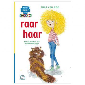 Boek AVI Start Raar Haar  Leren Lezen Met Kluitman