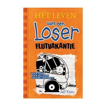 Boek Leven van een Loser 9 Flutvakantie