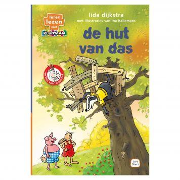 Boek AVI Start De Klas Van Mees Bok -De Hut Van Das Leren Lezen Met Kluitman