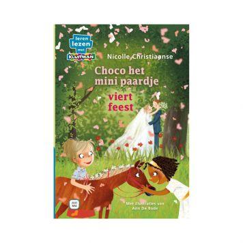 Boek Avi M4 Choco Het Mini Paardje Viert Feest