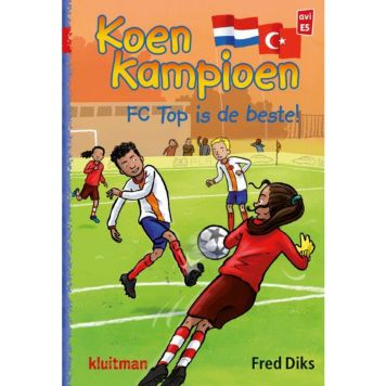 Boek Koen Kampioen FC Top Is De Beste!