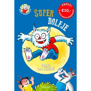 Boek Dolfje Weerwolfje Superdolfje