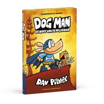 Boek Dog Man De Woef Van De Wildernis Deel 6