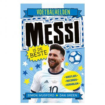 Boek Voetbalhelden Messi