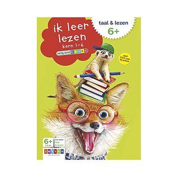Boek Veilig Leren Lezen Ik Leer Lezen Kern 1-6