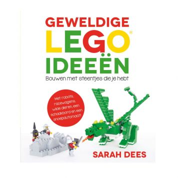 Boek Geweldige Lego Ideeen
