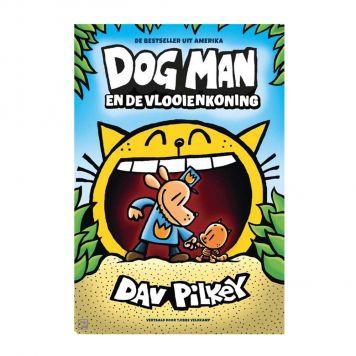 Boek Dog Man Deel 5 En De Vlooienkoning