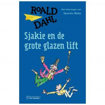 Boek Dahl Sjakie En De Grote Glazen Lift
