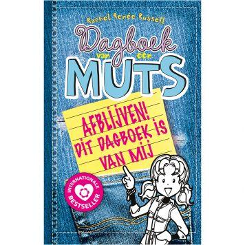Boek Dagboek Van Een Muts 8,5 Afblijven! Dit  Dagboek Is Van Mij
