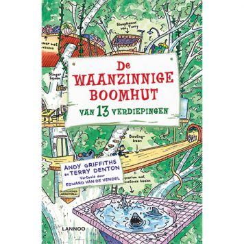 Boek De Waanzinnige Boomhut Van 13 Verdiepingen
